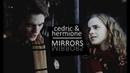Cedric hermione | you're my mirror