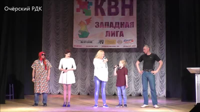 Володя. 14 финала ЗЛ КВН