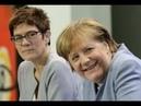 Преемник Меркель выбран И он начал с нападок на Россию