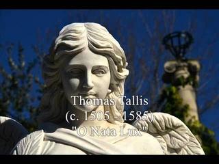 THE BEST OF THOMAS TALLIS (c 1505 – 1585. ЛУЧШЕЕ ТОМАСА ТАЛЛИСА (c 1505 – 1585).