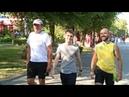 Сербские туристы побывали в Волгограде в рамках путешествия к ЧМ-2018