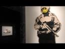 Выставка Banksy в ЦДХ
