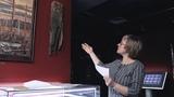 Первый в СССР поисковой отряд Сокол. Музей ПАО Акрон. Дуб с надписью