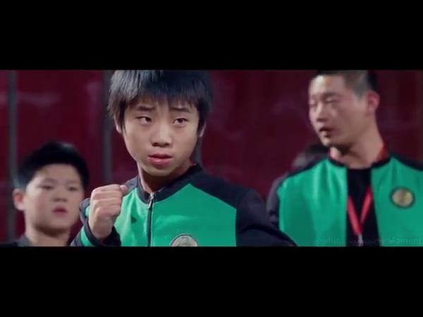 Отборочные бои турнира по Кунг-фу. Первый бой Дре. Каратэ-пацан. 2010.