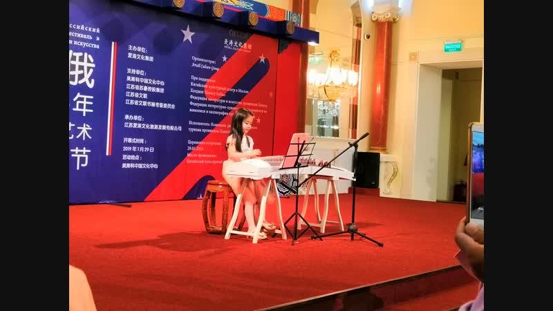 29 01 19 ККЦ Китайско Российский молодежный фестиваль культуры и искусства Великая красота Китая