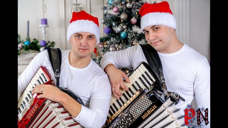 Дует аккордеонистов PN Новый год промо /Accordion duo PN New Year Promo