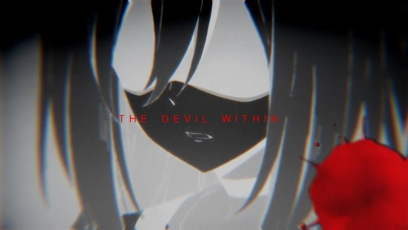 【Ангел Кровопролития | satsuriku no tenshi 】 zack rachel || зак и рейчел - devil within.