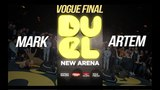 MARK BALENCIAGA vs ARTEM | FINAL VOGUE 1x1 | DUEL