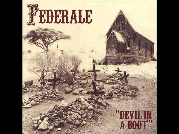 Federale - Train song / War cry