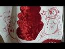 Дизайн\ Новогодний рушник Своими руками\Хобби Елены Супруновой
