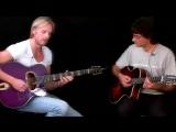 Gypsy_Jazz_Duets_-_Andreas_Oberg_and_Frank_Vignola_-_Vol.1_Minor_Swing