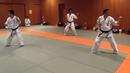 Seisan(Okinawa Karate Shorinji-ryu) 沖縄空手 少林寺流 「セーサン」