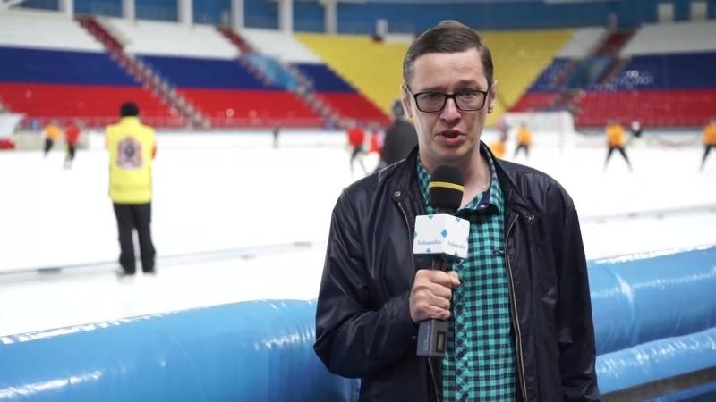 Репортаж Хабаровск ТВ с тренировки армейцев