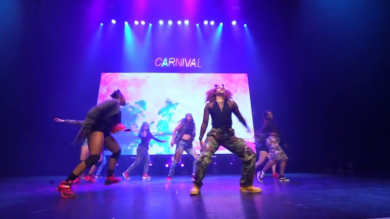 Laure Courtellemont | Choreographers Carnival | Los Angeles June 2018 | Danceproject.info