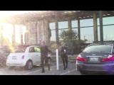 Леди Гага и Кристиан Карино в Малибу (25 марта)