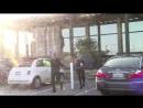 Леди Гага и Кристиан Карино в Малибу 25 марта