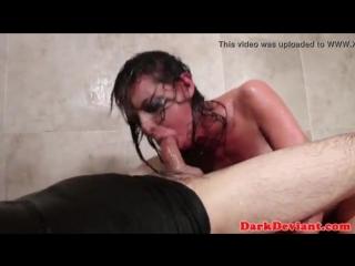 Brandy Aniston Deepthroat fucked by Tommy Pistol