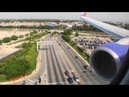Firm Landing Excellent HD Boeing 737 800 Landing At Chicago Midway Airport