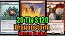 Budget Dragonstorm vs Bogles - MTG