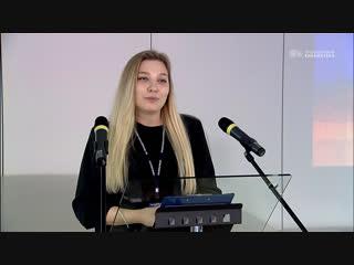 Открытый урок победителя Всероссийского конкурса Учитель года России  2018 Алихана Динаева