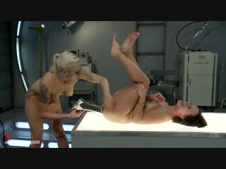 №97. 2011 - Whipped and Gaped A Medical Fetish Fantasy - Lorelei Lee and Alysa Alysa Gap, Fisting, Anal, Prolapse, Dildo, Gape