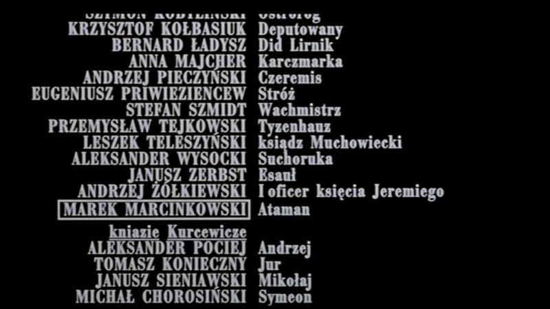 Огнем и мечом_Ogniem i Mieczem (1999) часть 6