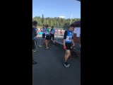 Гонка роллеры юноши и девушки 10 км