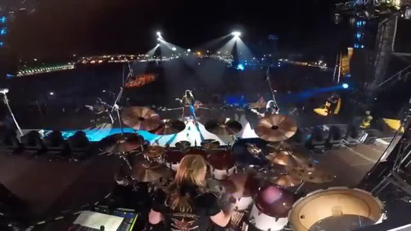 Running wild - Blazon stone 2018 (Live in WOA)