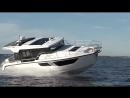 Моторная яхта Aquador 35 AQ для прогулок с семьей и друзьями