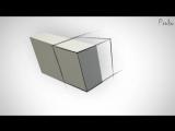 Структура (кубы, цилиндры, перспектива, туловище) Structure Basics озвучка kir4ik88