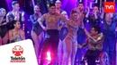 Revive la increíble presentación de los campeones de salsa Karen y Ricardo Teletón 2018