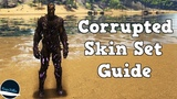 How to unlock all the Corrupted Skins Extinction Chronicles in Ark Survival Evolved Guide