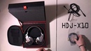 Pioneer HDJ-X Headphone Comparison - Whats the difference between X5, X7 X10