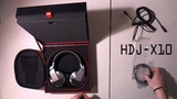 Pioneer HDJ-X Headphone Comparison - What's the difference between X5, X7 &amp X10
