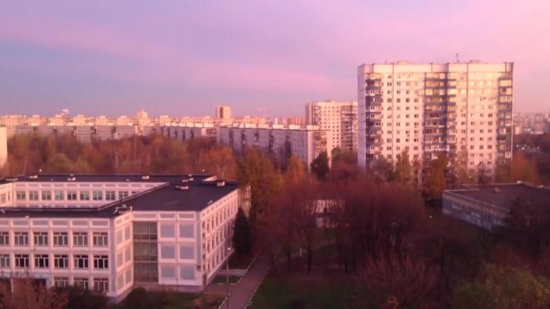 Необычное природное явление в Орехово-Борисово