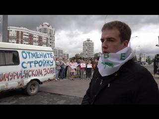 Москвичи просят Собянина об отставке префекта ЗАО из-за незаконного строительства «дома-монстра» в Раменках