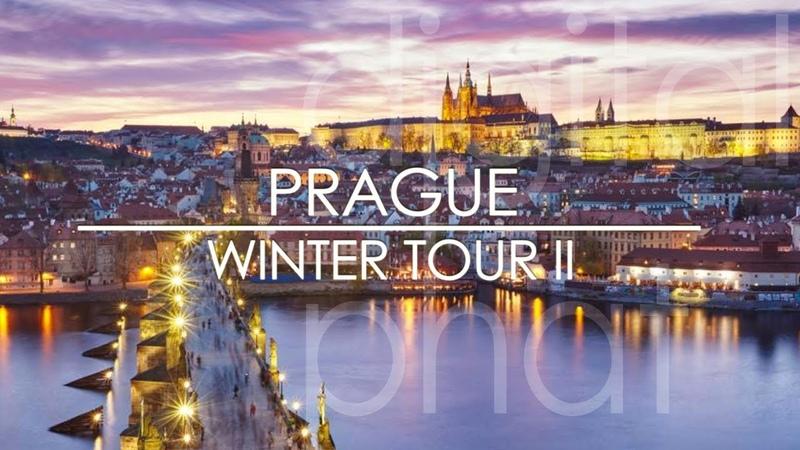 Prague - Czech Republic - Prag Winter Tour II