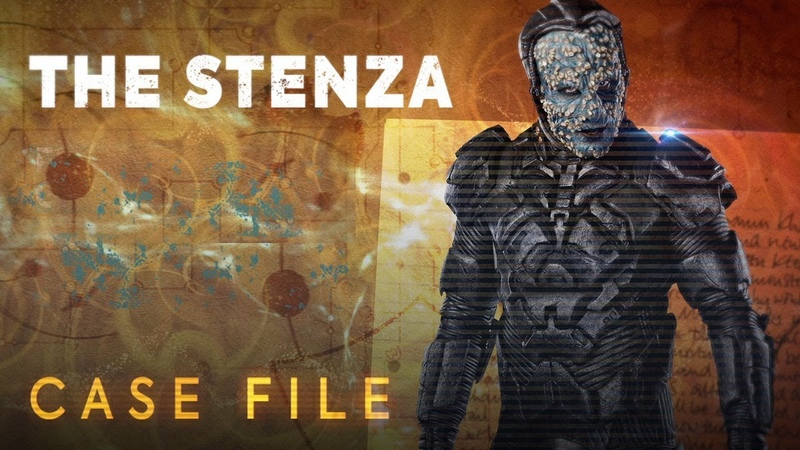 The Stenza | Case File | Doctor Who: Series 11