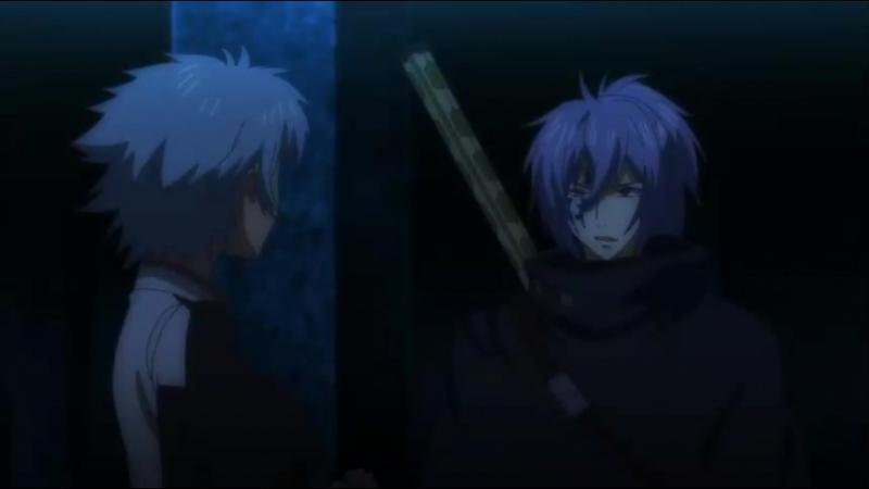 И все же, грешник танцует с драконом / Saredo Tsumibito wa Ryuu to Odoru 12 серия