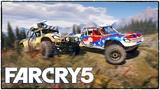 ЭПИЧНЫЕ ГОНКИ ПО ГОРАМ НА ПИКАПЕ ТРОФИ ИЗ ГТА 5 (Far Cry 5 кооператив #19)