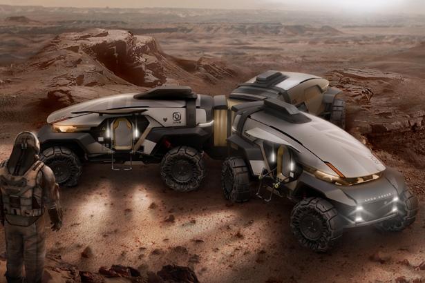 Far Above Far Beyond Concept Transport – разработка Land Rov
