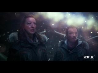 Затерянные в космосе / lost in space.1 сезон.видео о сериале (2018) [1080p]