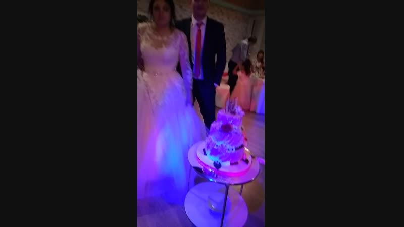 торт доченьки
