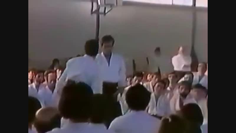 Нобуёси Тамура Сенсей. 1992 год