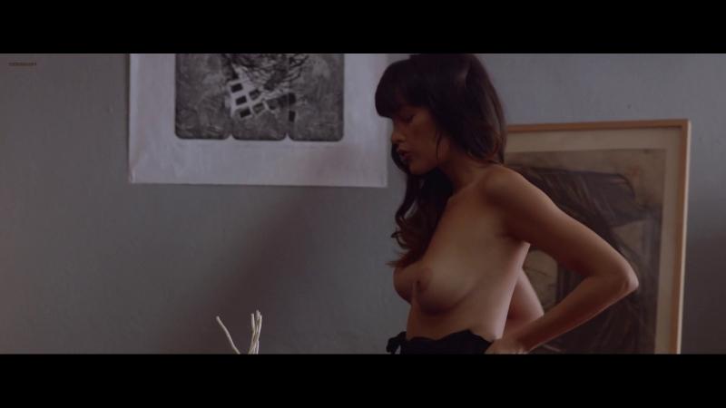 Пас де ла Уэрта (Paz de la Huerta) голая в фильме «Медсестра» (2013)