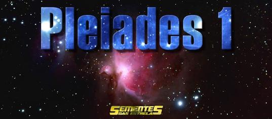 Плеяды 1: Плеяды сообщение для Альянса. 3-IRld2icZk