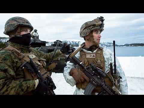 Почему морпехи США тренируются в Норвегии при наличии Аляски