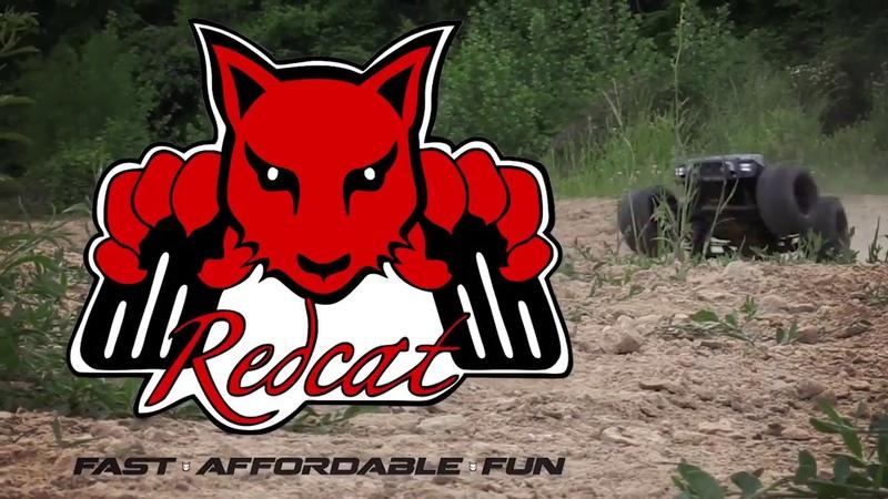 4 новинки 1/10 от Redcat Racing Camo X4 / TT DUKONO / DUKONO PRO