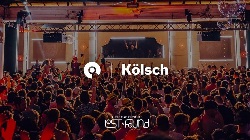 Kölsch @ AMP Lost Found 2018 Festival (BE-AT.TV)