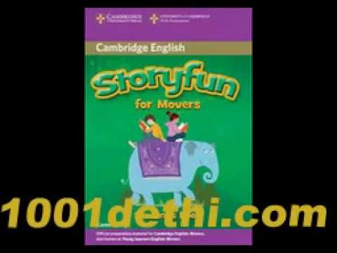 Storyfun for movers listening..